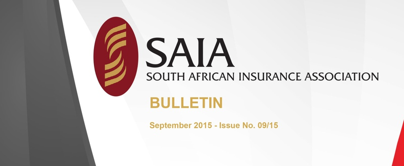 SAIA Bulletin September 2015